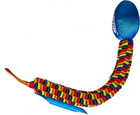Nerfpet-Vortex-Squeak-Chain-Tug-Dog-Toy on sale