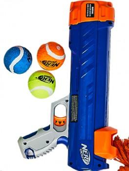 Nerfpet-Blaster-Tennis-Ball-Set-Puppy-Toy on sale