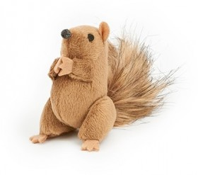 Harmony-Woodlands-Plush-Squirrel-Cat-Toy on sale