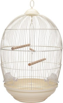 You-Me-Pear-Bird-Cage-in-Cream on sale
