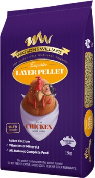 Watson-Williams-Layer-Pellet-For-Chickens on sale