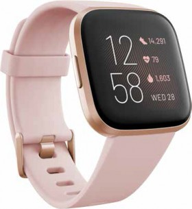 Fitbit-Versa-2-PetalCopper-Rose on sale