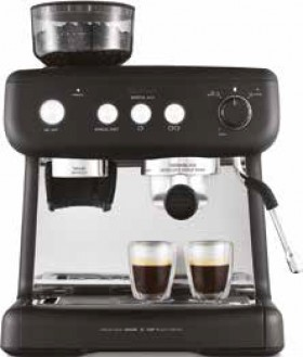 Sunbeam-Barista-Max-Espresso-Machine-Black on sale