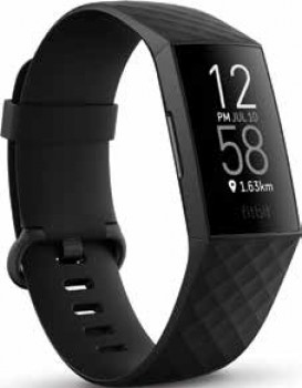 Fitbit-Charge-4-Black on sale