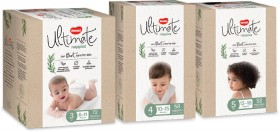 NEW-Huggies-Ultimate-Nappies on sale