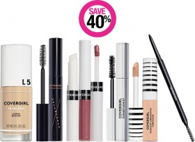 Save-40-on-Covergirl-Cosmetic-Range on sale