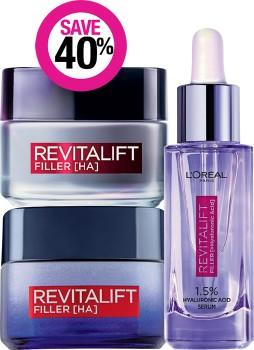 Save-40-on-LOral-Paris-Skincare-Range on sale