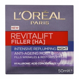 LOral-Paris-Revitalift-Filler-HA-Intensive-Replumping-Anti-Ageing-Night-50mL on sale