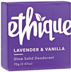 Ethique-Lavender-Vanilla-Glow-Solid-Deodorant-70g on sale