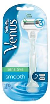 Gillette-Venus-Sensitive-Smooth-Skin-Elixir-Razor-2-Pack on sale