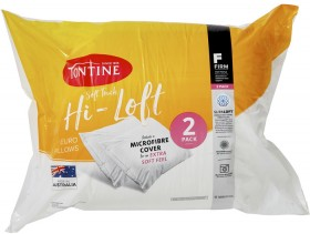 Tontine-2-Pack-High-Loft-Euro-Pillows on sale