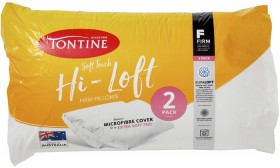 Tontine-2-Pack-High-Loft-Pillows on sale