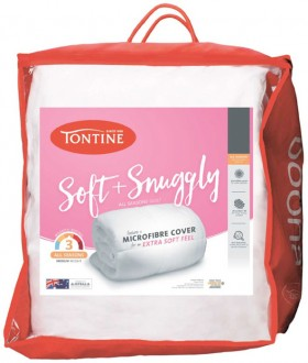Tontine-Soft-Snuggly-Mattress-Topper on sale