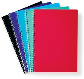 Brilliant-Basics-120-Page-A4-Spiral-Notebooks on sale
