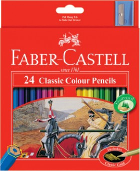 Faber-Castell-24-Pack-Pencils on sale
