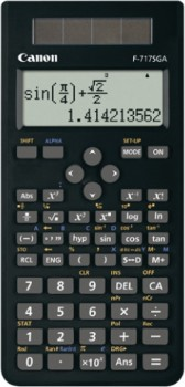 Canon-Scientific-Calculator-F717SGA on sale