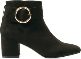me-Womens-Buckle-Boot on sale