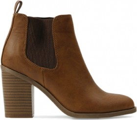 me-Womens-Chelsea-Boot-Brown on sale