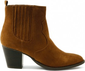 me-Womens-Western-Ankle-Boot on sale