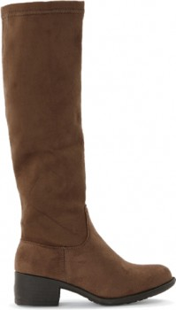 me-Womens-Tall-Boots-Taupe on sale