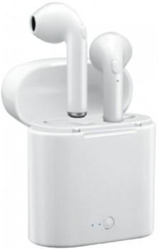 Laser-Wireless-Earbuds-White on sale