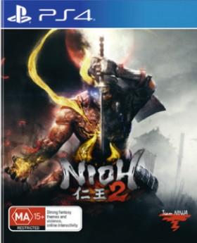 PS4-Nioh-2 on sale