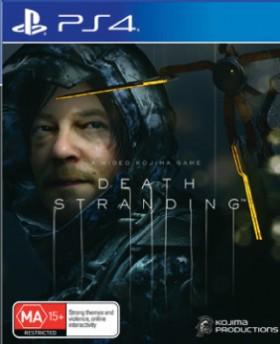 PS4-Death-Stranding on sale