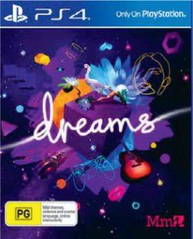 PS4-Dreams on sale