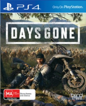 PS4-Days-Gone on sale
