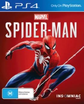 PS4-Spider-Man on sale