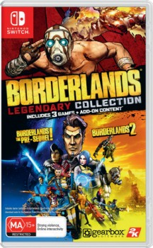 NEW-Nintendo-Switch-Borderlands-Legendary-Collection on sale