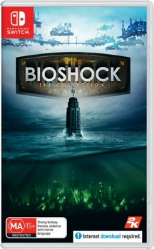 NEW-Nintendo-Switch-BioShock-The-Collection on sale
