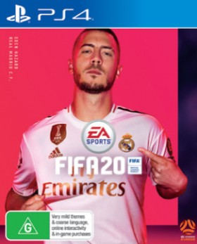 PS4-FIFA-20 on sale