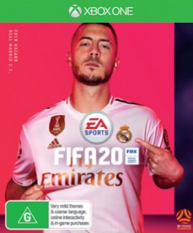 Xbox-One-FIFA-20 on sale