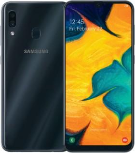 Samsung-Galaxy-A30-Black on sale
