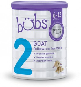 Bubs-Advanced-Plus-Goat-Milk-Follow-On-Formula-Stage-2-800g on sale