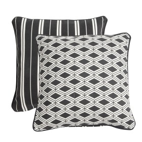 Zona-Outdoor-Geo-Cushion-by-Habitat on sale