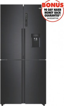 Haier-565L-Quad-Door-Refrigerator on sale