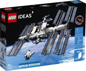 LEGO-Ideas-International-Space-Station-21321 on sale