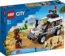 LEGO-City-Safari-Off-Roader-60267 on sale