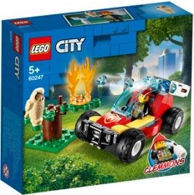 LEGO-City-Forest-Fire-60247 on sale