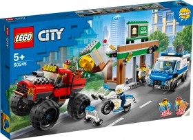 LEGO-City-Police-Monster-Truck-Heist-60245 on sale