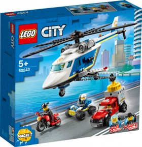 LEGO-City-Police-Helicopter-Chase-60243 on sale