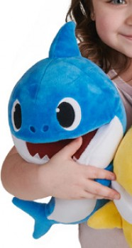 Baby-Shark-Puppet-with-Tempo-Control-Daddy-Shark on sale