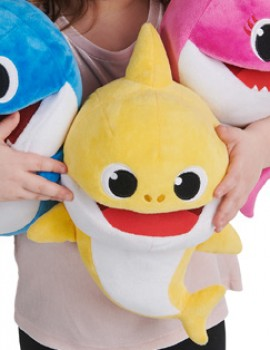 Baby-Shark-Puppet-with-Tempo-Control-Baby-Shark on sale