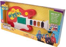 The-Wiggles-Electronic-Guitar on sale