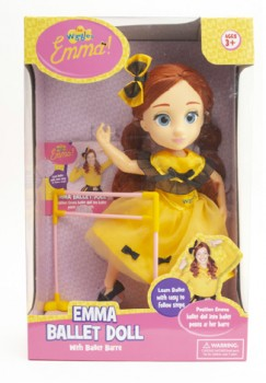 The-Wiggles-Emma-Ballet-Doll on sale