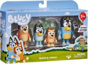 Bluey-Series-1-Figurine-4-Pack on sale