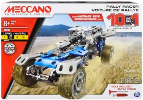 Meccano-10-Model-Set-Motorized-Car on sale