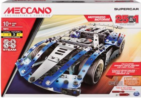 Meccano-25-Model-Set-Supercar on sale